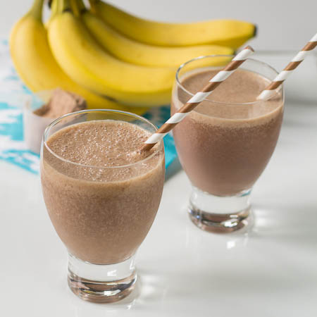 Chocolate-PB-Banana-Protein-Shake