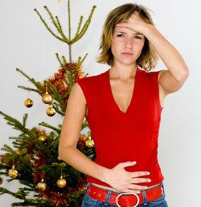christmas hangover | liver detox